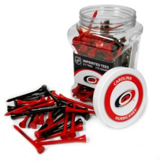 Team Golf Carolina Hurricanes 175-ct. Golf Tee Jar