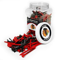 Team Golf Chicago Blackhawks 175-ct. Golf Tee Jar