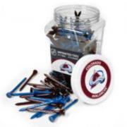 Team Golf Colorado Avalanche 175-ct. Golf Tee Jar