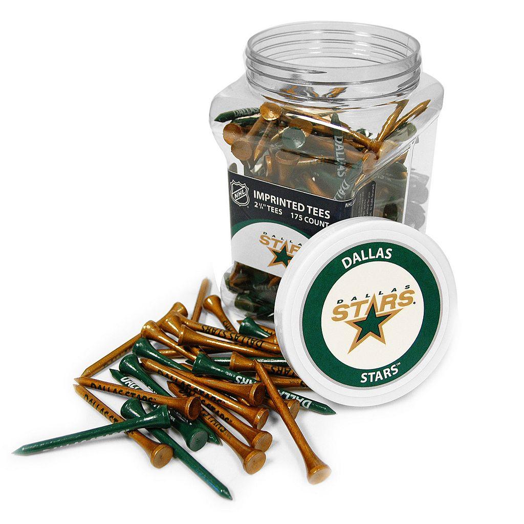 Team Golf Dallas Stars 175-ct. Golf Tee Jar