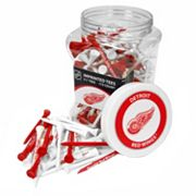 Team Golf Detroit Red Wings 175-ct. Golf Tee Jar
