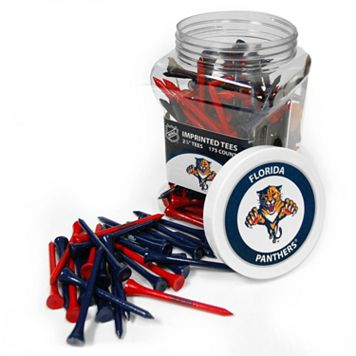 Team Golf Florida Panthers 175-ct. Golf Tee Jar