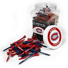 Team Golf Montreal Canadiens 175-ct. Golf Tee Jar