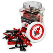 Team Golf New Jersey Devils 175-ct. Golf Tee Jar
