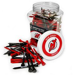 Team Golf New Jersey Devils 175 ctGolf Tee Jar