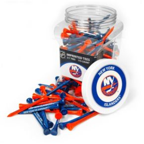 Team Golf New York Islanders 175-ct. Golf Tee Jar