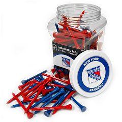 Team Golf New York Rangers 175 ctGolf Tee Jar
