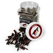 Team Golf Phoenix Coyotes 175-ct. Golf Tee Jar