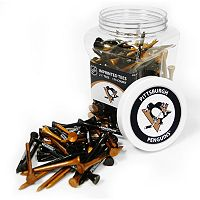 Team Golf Pittsburgh Penguins 175 ctGolf Tee Jar