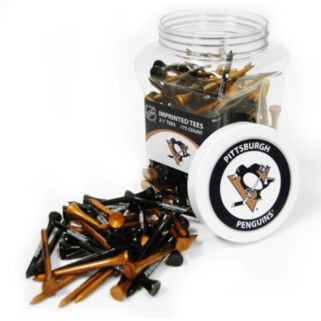 Team Golf Pittsburgh Penguins 175-ct. Golf Tee Jar