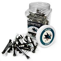 Team Golf San Jose Sharks 175-ct. Golf Tee Jar