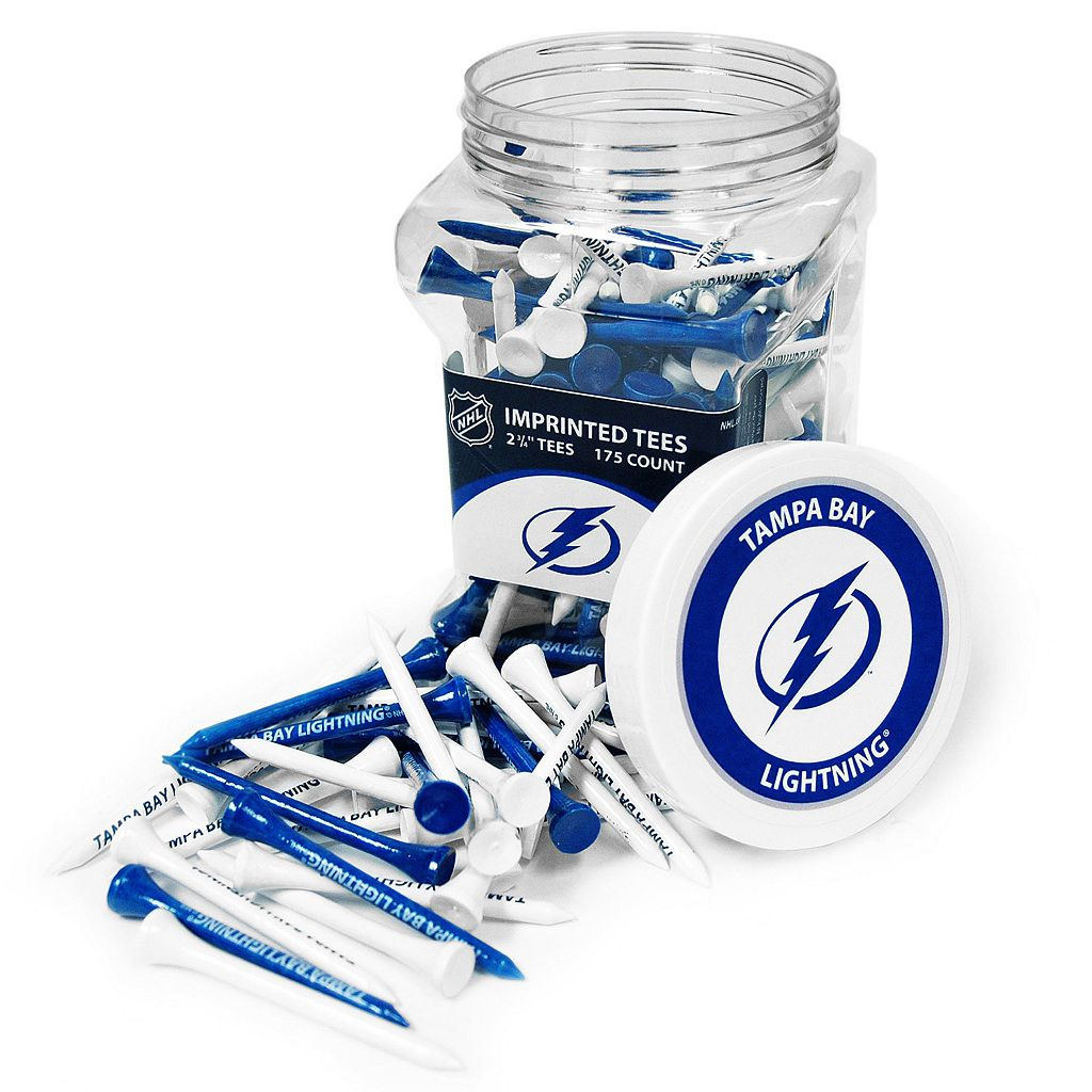 Team Golf Tampa Bay Lightning 175-ct. Golf Tee Jar