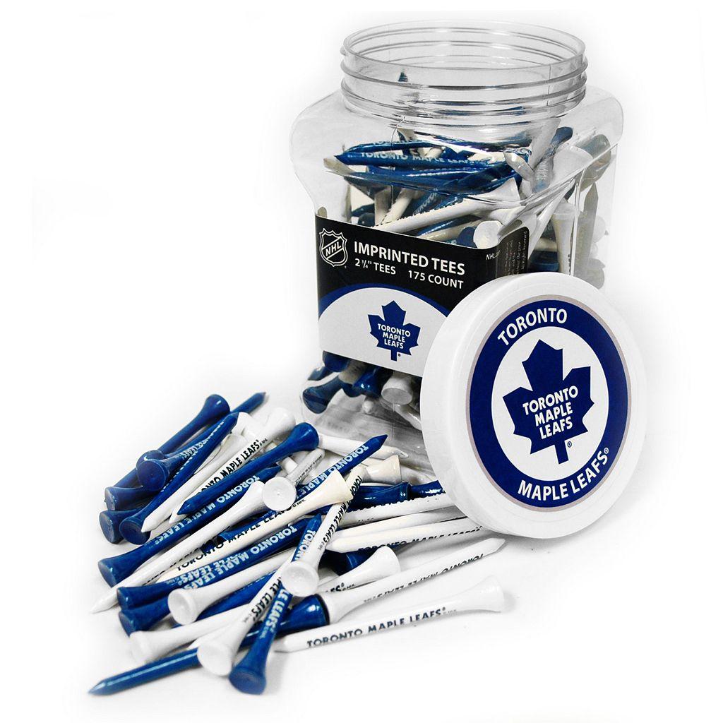 Team Golf Toronto Maple Leafs 175-ct. Golf Tee Jar