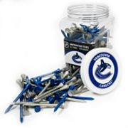 Team Golf Vancouver Canucks 175 ctGolf Tee Jar
