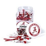 Team Golf Alabama Crimson Tide 175-ct. Golf Tee Jar