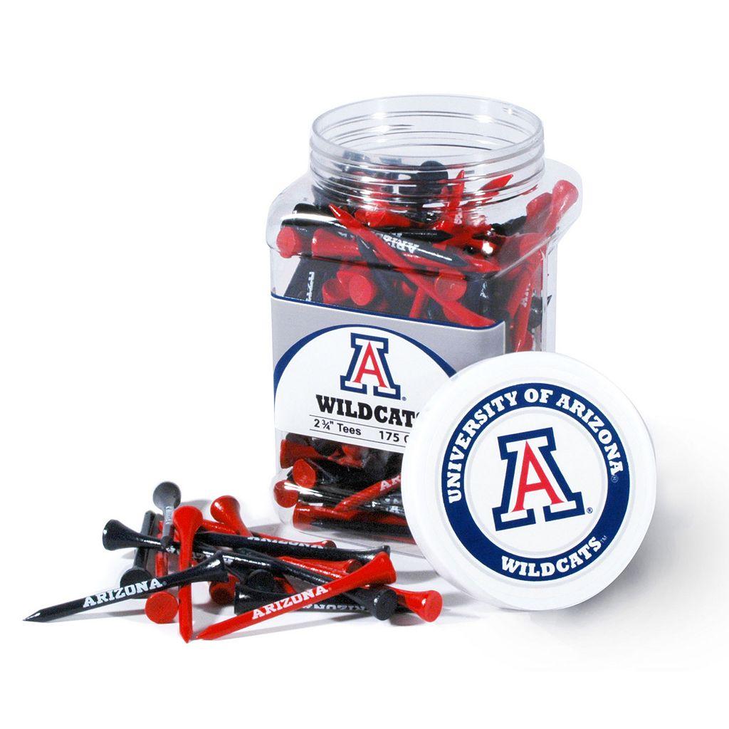 Team Golf Arizona Wildcats 175-ct. Golf Tee Jar