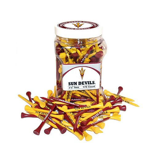Team Golf Arizona State Sun Devils 175-ct. Golf Tee Jar