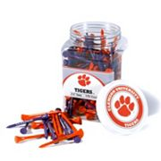 Team Golf Clemson Tigers 175-ct. Golf Tee Jar