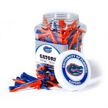 Team Golf Florida Gators 175-ct. Golf Tee Jar