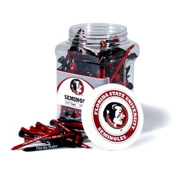 Team Golf Florida State Seminoles 175-ct. Golf Tee Jar