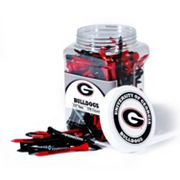 Team Golf Georgia Bulldogs 175-ct. Golf Tee Jar