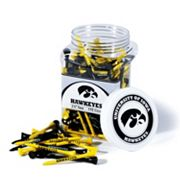 Team Golf Iowa Hawkeyes 175-ct. Golf Tee Jar