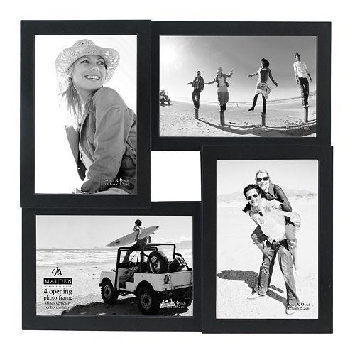 Malden 4 Opening Collage Frame