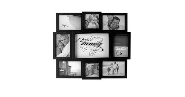 malden love of a family 8 opening collage frame