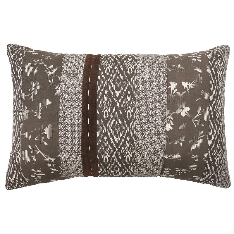Decorative Stripe Pillow Kohl s