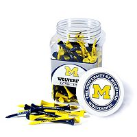 Team Golf Michigan Wolverines 175-ct. Golf Tee Jar