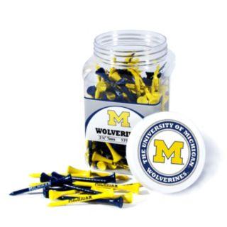 Team Golf Michigan Wolverines 175-ct. Golf Tee Jar