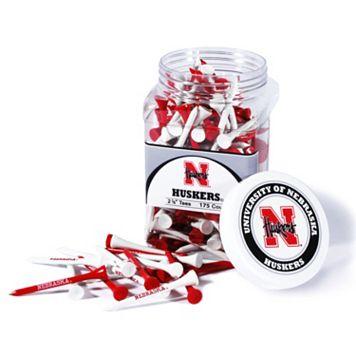 Team Golf Nebraska Cornhuskers 175-ct. Golf Tee Jar