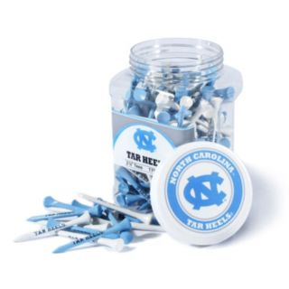 Team Golf North Carolina Tar Heels 175-ct. Golf Tee Jar