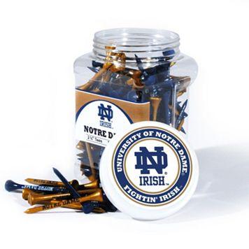 Team Golf Notre Dame Fighting Irish 175-ct. Golf Tee Jar
