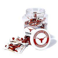 Team Golf Texas Longhorns 175-ct. Golf Tee Jar
