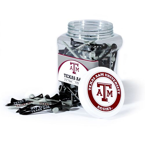 Team Golf Texas A&M Aggies 175-ct. Golf Tee Jar