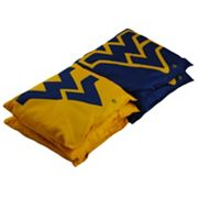 West Virginia Mountaineers Tailgate Toss Beanbag Set
