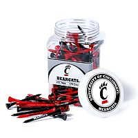 Team Golf Cincinnati Bearcats 175 ctGolf Tee Jar