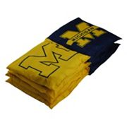 Michigan Wolverines Tailgate Toss Beanbag Set