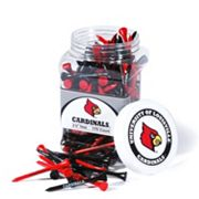Team Golf Louisville Cardinals 175-ct. Golf Tee Jar
