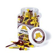 Team Golf Minnesota Golden Gophers 175-ct. Golf Tee Jar