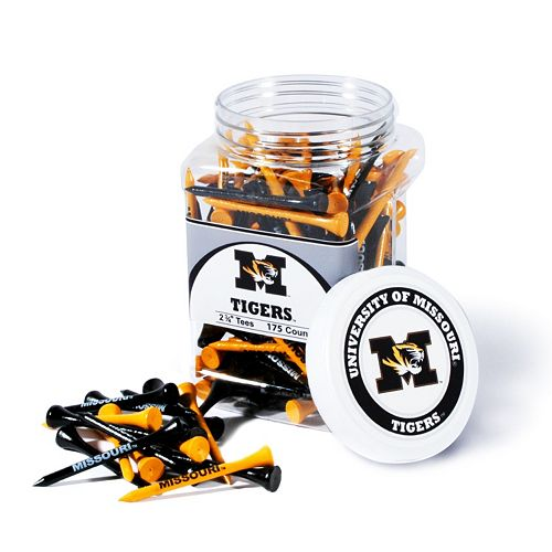 Team Golf Missouri Tigers 175-ct. Golf Tee Jar
