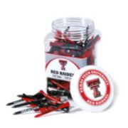 Team Golf Texas Tech Red Raiders 175-ct. Golf Tee Jar