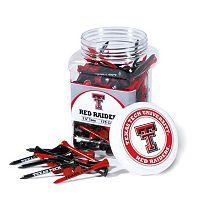Team Golf Texas Tech Red Raiders 175-ct. Golf Tee Jar