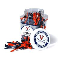 Team Golf Virginia Cavaliers 175 ctGolf Tee Jar