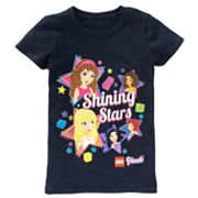 LEGO Friends Shining Stars Tee - Girls 4-6x