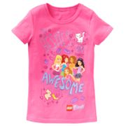 LEGO Friends My Besties Tee - Girls 4-6x