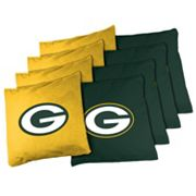 Green Bay Packers Tailgate Toss Beanbag Set