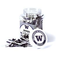 Team Golf Washington Huskies 175-ct. Golf Tee Jar