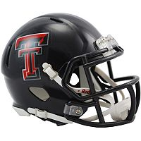 Riddell Texas Tech Red Raiders Revolution Speed Mini Replica Helmet